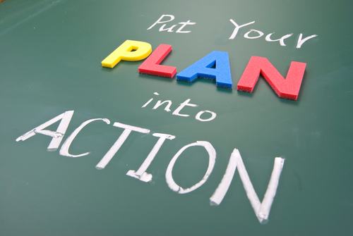 Plan Into Action